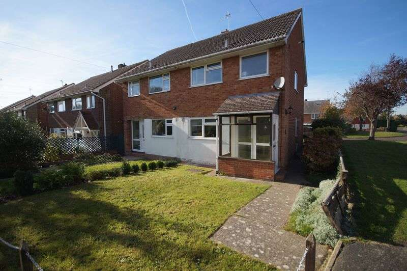 3 Bedrooms Semi Detached House for sale in Trent Walk, Portchester, Fareham, PO16