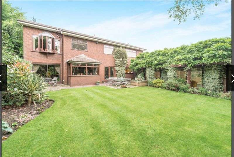 5 Bedrooms Detached House for sale in New Mill Stile, Woolton, Liverpool, L25