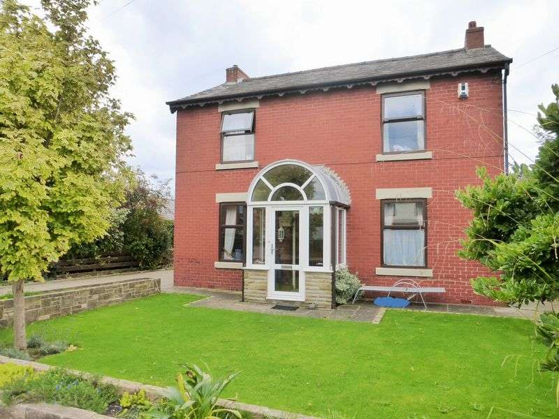 3 Bedrooms Detached House for sale in Moss Lane, Hesketh Bank, Preston