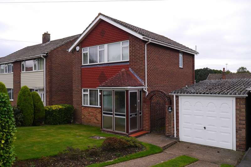 3 Bedrooms Detached House for sale in The Grove, Sholing