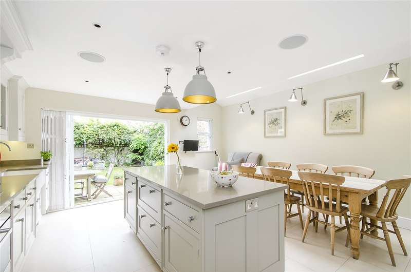 6 Bedrooms Flat for sale in Bolingbroke Grove, Battersea, London, SW11