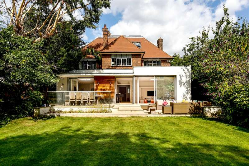 5 Bedrooms Detached House for sale in Kingsmere Road, London, SW19