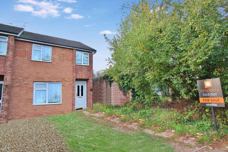 3 Bedrooms Semi Detached House for sale in Tremaine Close, Norwich