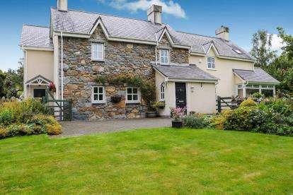 5 Bedrooms Land Commercial for sale in Coed Y Parc, Bethesda, Bangor, Gwynedd, LL57
