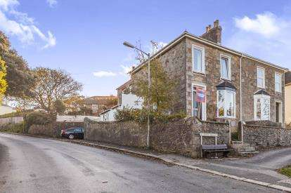 4 Bedrooms Semi Detached House for sale in Camborne, Cornwall, U.K.
