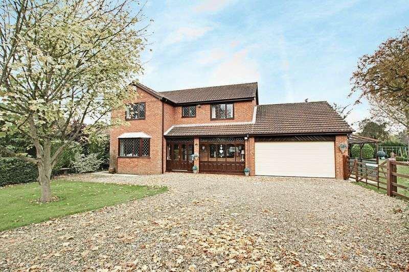 4 Bedrooms Detached House for sale in Grays Croft, Burton Pidsea