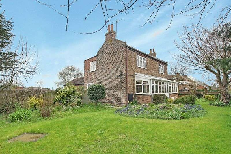 4 Bedrooms Detached House for sale in Main Road, Thorngumbald