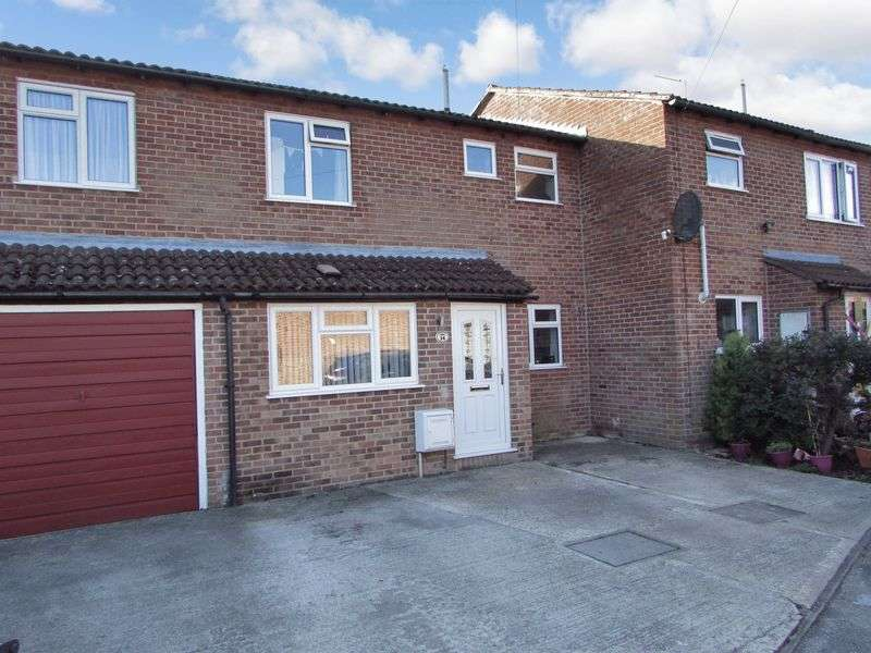 3 Bedrooms Terraced House for sale in Walton Way, Newbury
