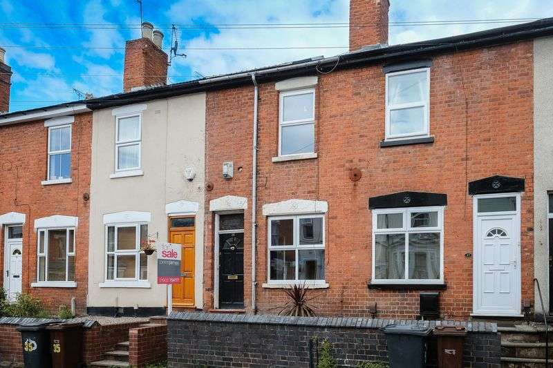 2 Bedrooms Terraced House for sale in Haden Hill, Wolverhampton