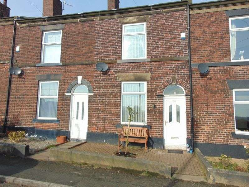 2 Bedrooms Terraced House for sale in Scobell Street, Tottington, Bury
