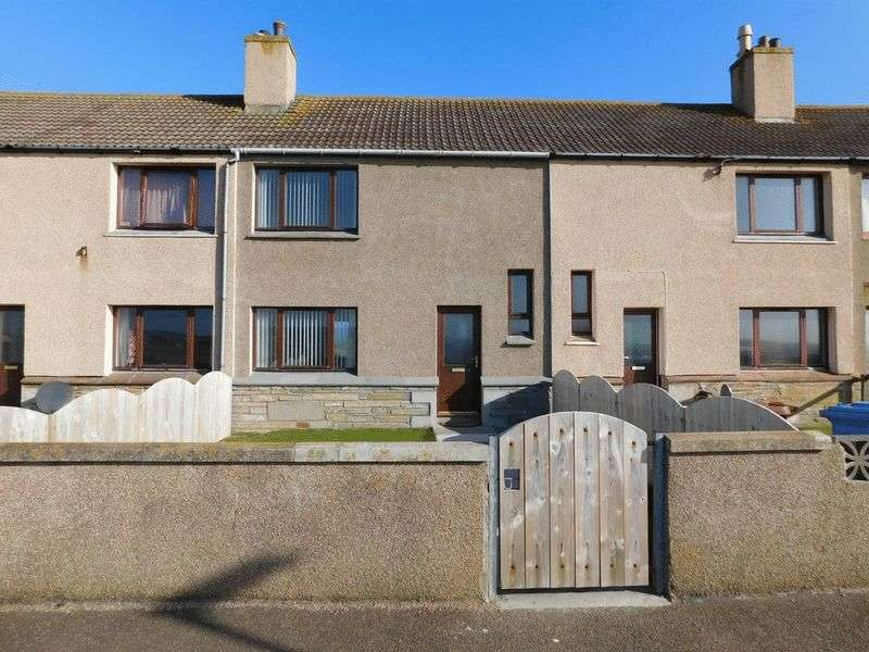2 Bedrooms Terraced House for sale in Papigoe, Wick,