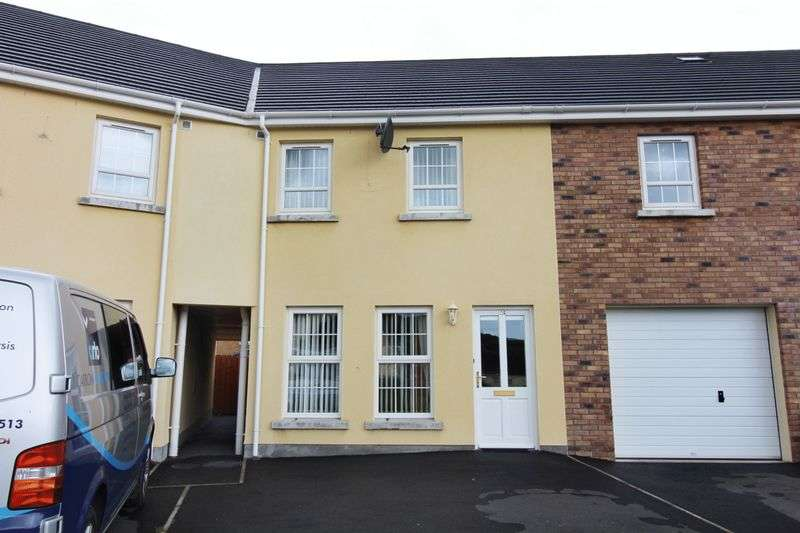 3 Bedrooms Terraced House for sale in 128 Chancellors Hall, Newry