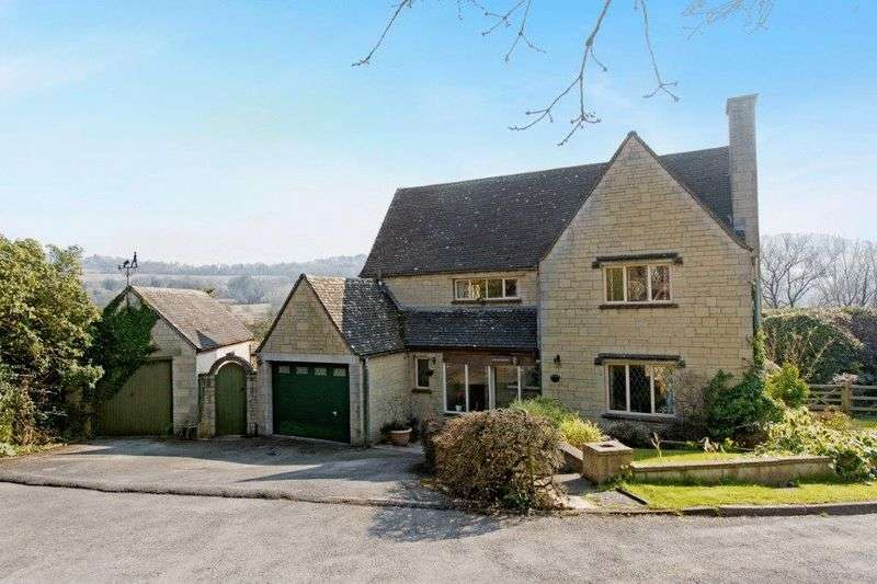 4 Bedrooms Detached House for sale in Orchard Mead, Painswick