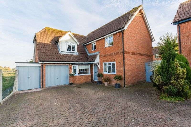 4 Bedrooms Detached House for sale in Four Sisters Way, Eastwood