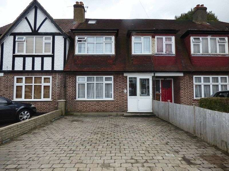4 Bedrooms Terraced House for sale in Hillview Road, SUTTON, Surrey