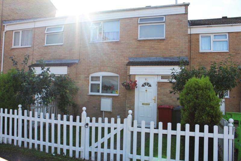 3 Bedrooms Terraced House for sale in Teesdale Road