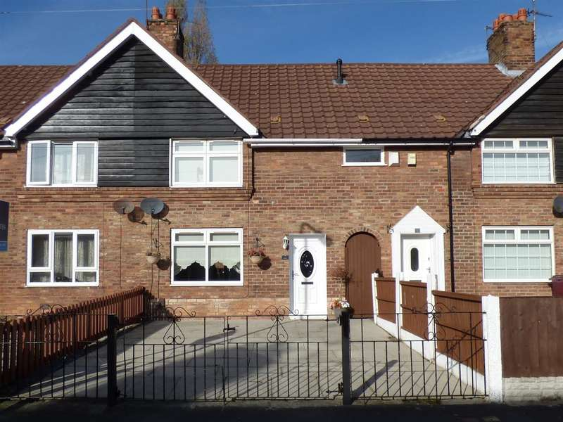 3 Bedrooms Terraced House for sale in Hazel Road, Huyton, Liverpool