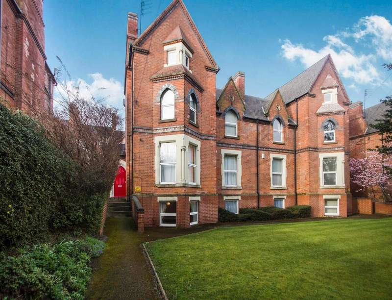 1 Bedroom Flat for sale in All Saints Street, Nottingham, NG7