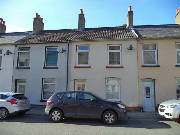 3 Bedrooms Terraced House for sale in Marine Street, Cwm, EBBW VALE, Blaenau Gwent