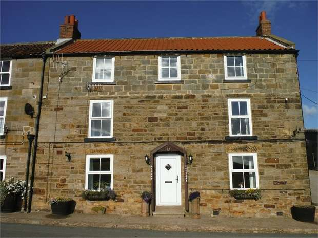 4 Bedrooms Cottage House for sale in Raw Pasture, Robin Hoods Bay, Whitby, North Yorkshire