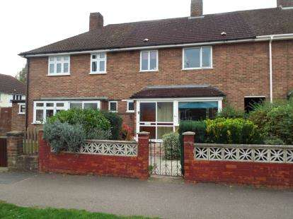 3 Bedrooms Terraced House for sale in Greenwood Avenue, Cheshunt, Waltham Cross, Hertfordshire
