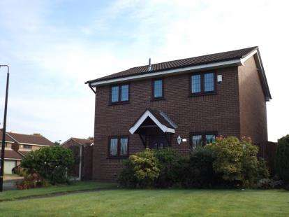 3 Bedrooms Detached House for sale in Bickerton Road, Altrincham, Greater Manchester