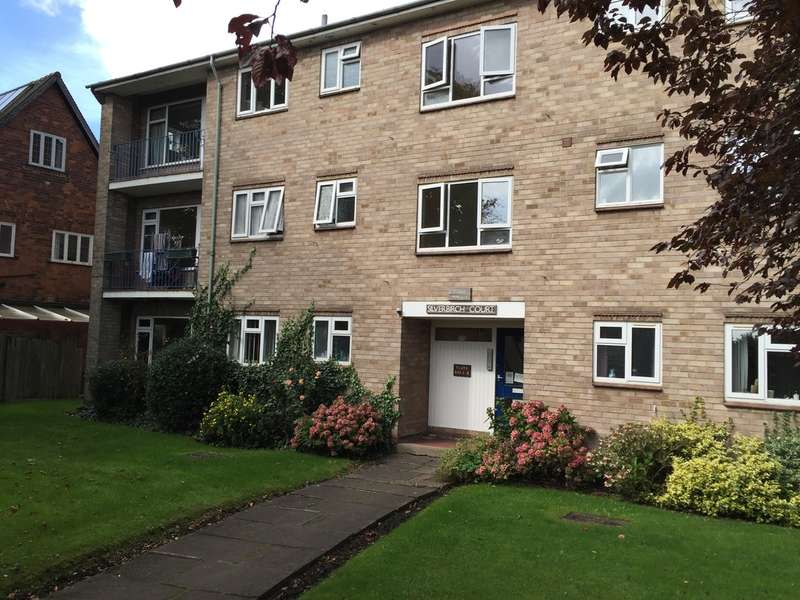 2 Bedrooms Flat for sale in Silverbirch Court, Orphanage Road, Erdington, B24 0AB.