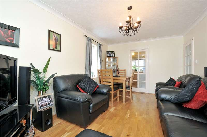 2 Bedrooms Apartment Flat for sale in Whisperwood Close, Harrow, Middlesex, HA3