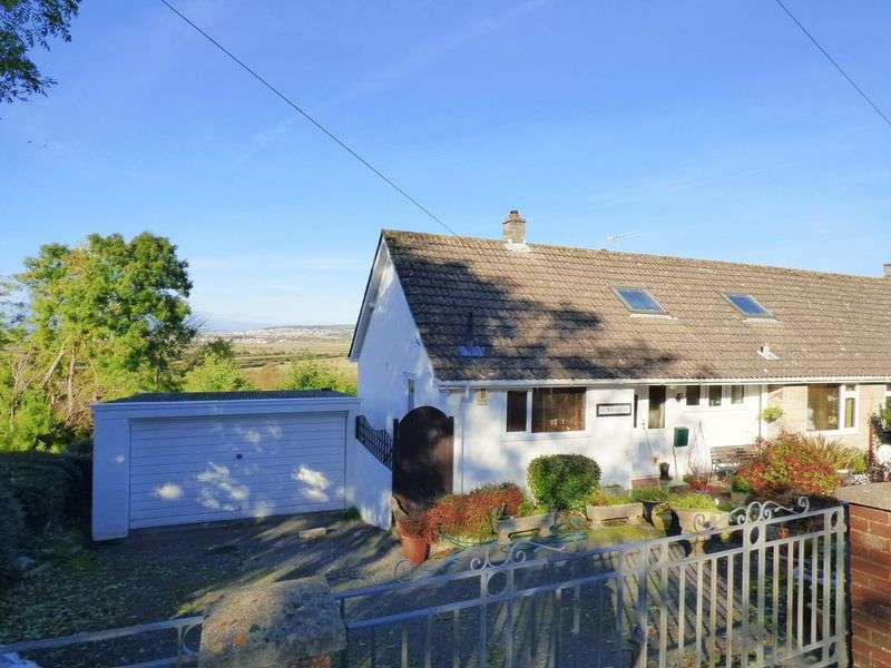 3 Bedrooms Semi Detached Bungalow for sale in Banwell Road, Hutton