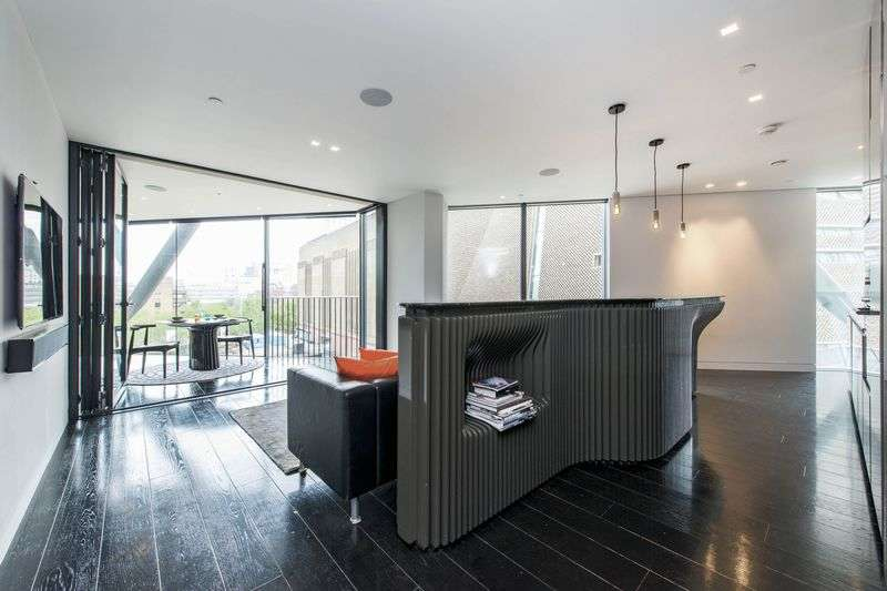 2 Bedrooms Flat for sale in NEO Bankside with views of St Paul's, the Thames and Tate Modern
