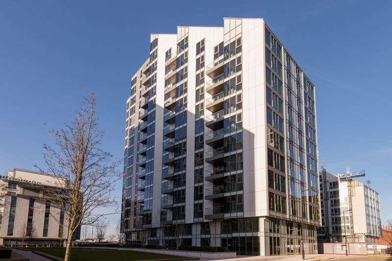 1 Bedroom Flat for sale in Riverside Quarter, Eastfields Avenue, London