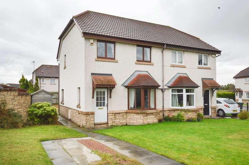 3 Bedrooms Semi Detached House for sale in 1 Gilberstoun Wynd, Brunstane, Edinburgh, EH15 2RR