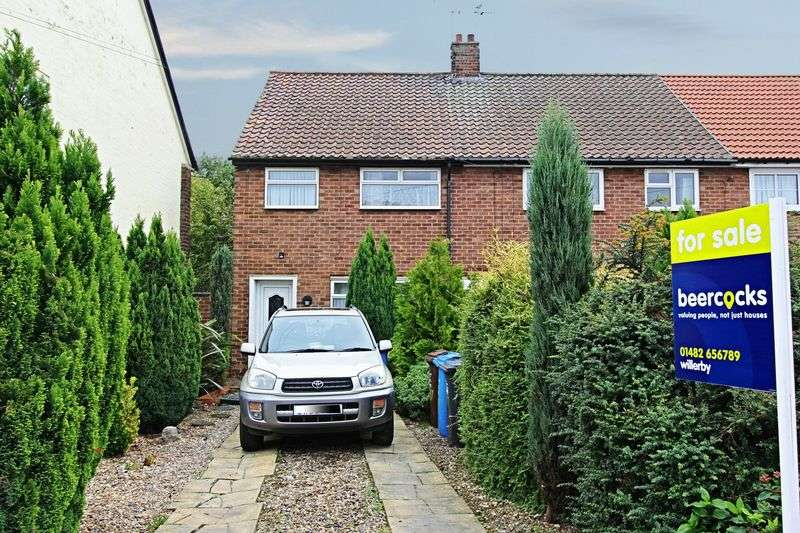 3 Bedrooms Terraced House for sale in Rosedale Grove, Hull