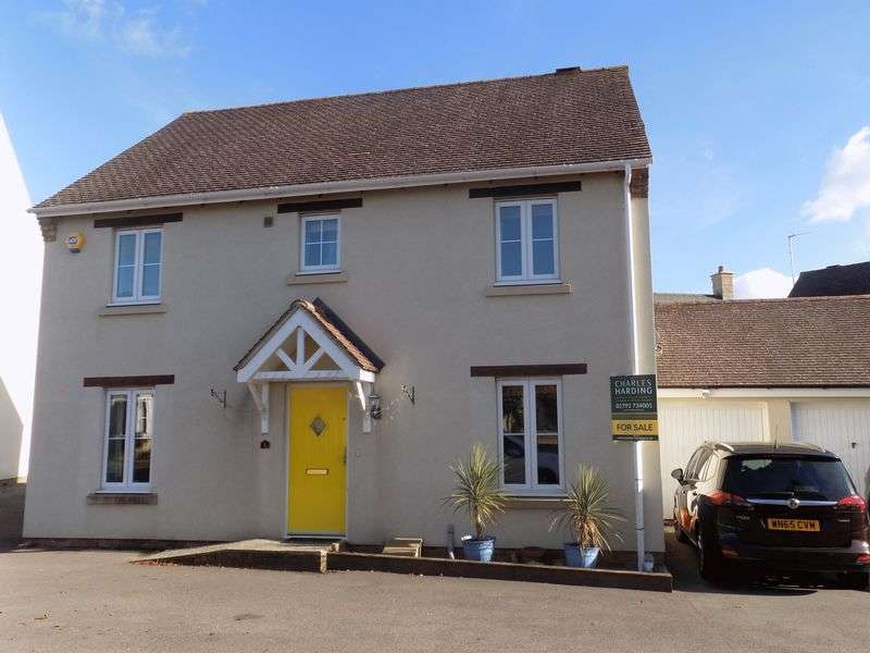 4 Bedrooms Detached House for sale in Charmind Walk, Haydon End