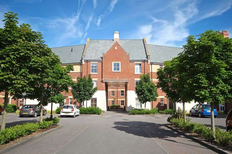 2 Bedrooms Flat for sale in Little Keep Gate, Dorchester, DT1