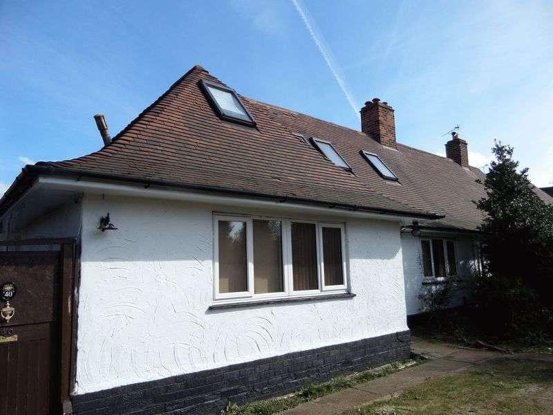 6 Bedrooms Semi Detached Bungalow for rent in Middleton Boulevard, Nottingham