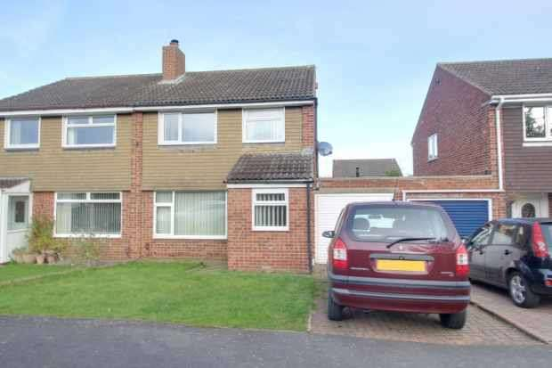 3 Bedrooms Semi Detached House for sale in Beaumaris Drive, Stockton-On-Tees, Durham, TS16 9HG