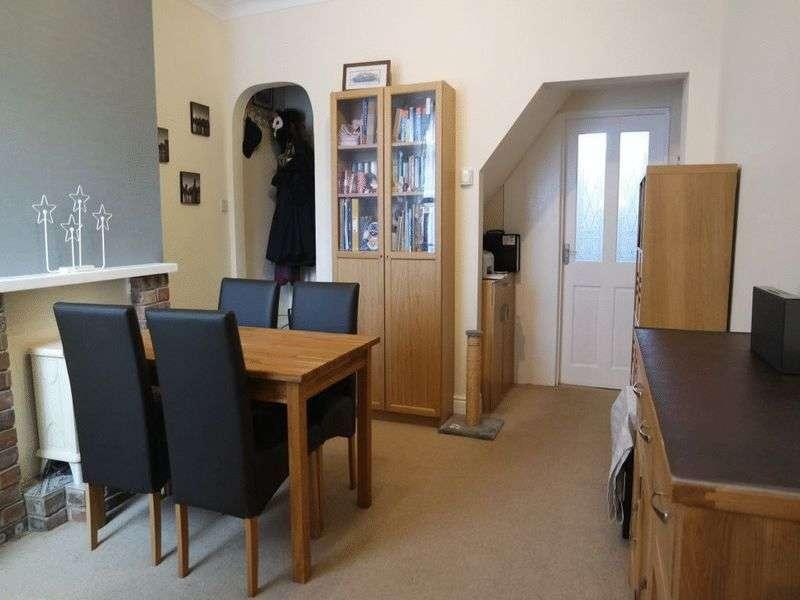 2 Bedrooms Terraced House for sale in Duke Street, Heron Cross, Stoke-On-Trent, ST4 3BL