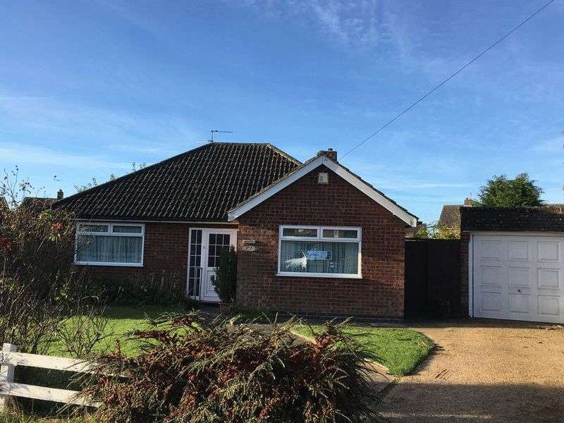 3 Bedrooms Detached Bungalow for sale in Brooke Avenue, Stamford