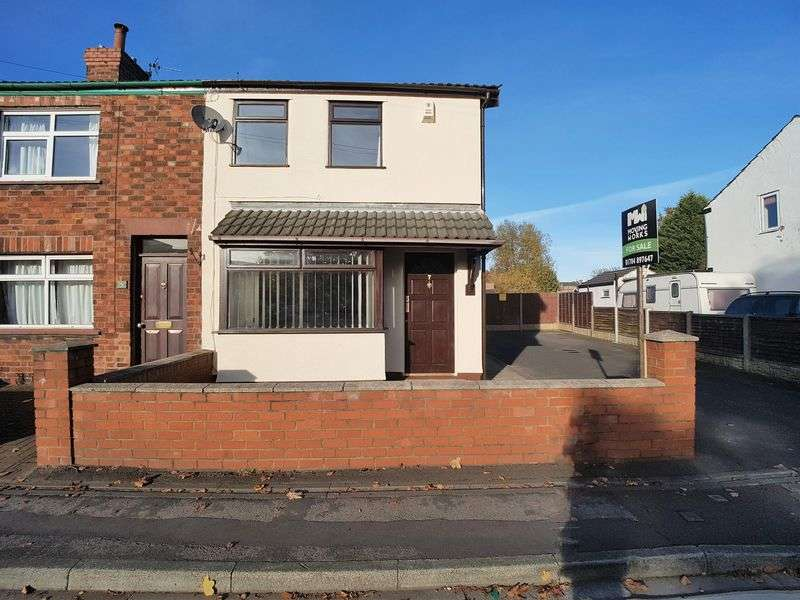 3 Bedrooms Terraced House for sale in Lord Street, Burscough, Ormskirk