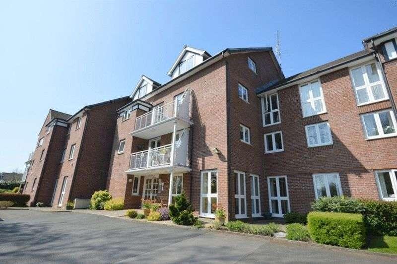 1 Bedroom Retirement Property for sale in Lavington Court, Bridgnorth, WV16 4BY