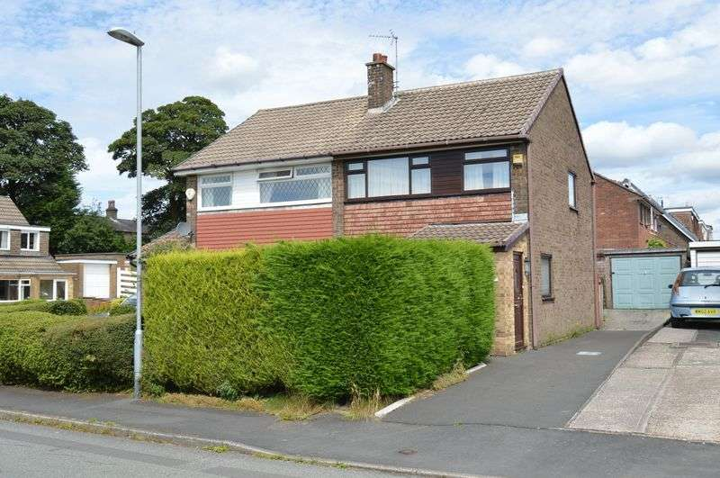 3 Bedrooms Semi Detached House for sale in Chichester Close, Littleborough