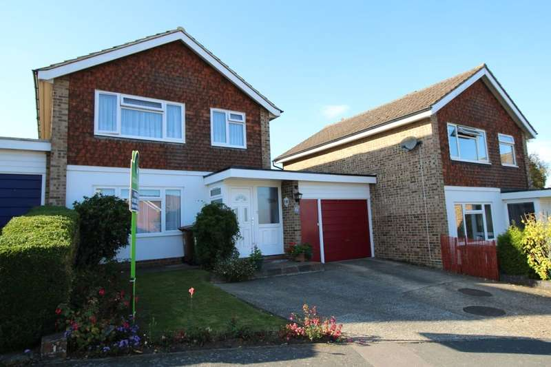 3 Bedrooms Detached House for sale in The Gill, Pembury, Tunbridge Wells, TN2