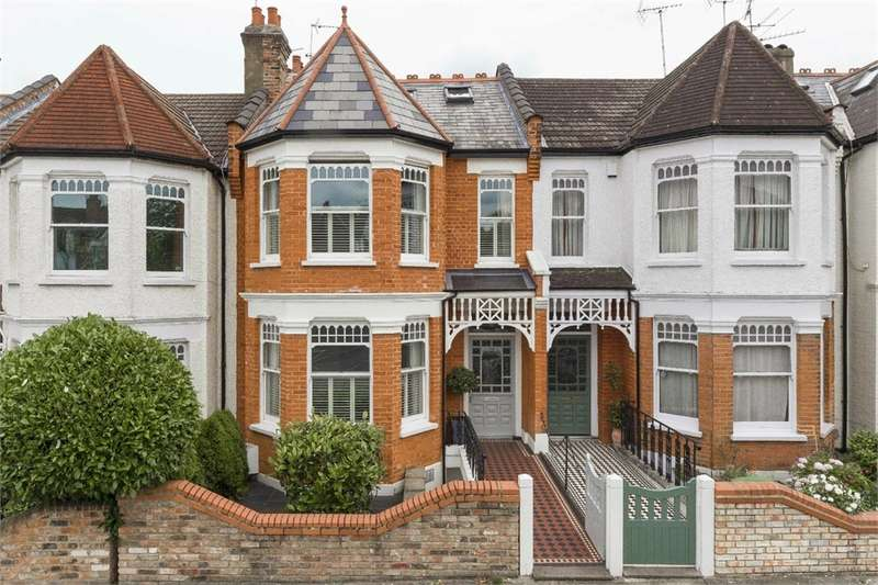 4 Bedrooms Terraced House for sale in Rosebery Road, Muswell Hill, London