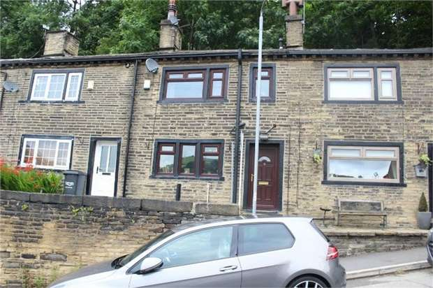 2 Bedrooms Terraced House for sale in Hough, Halifax, West Yorkshire