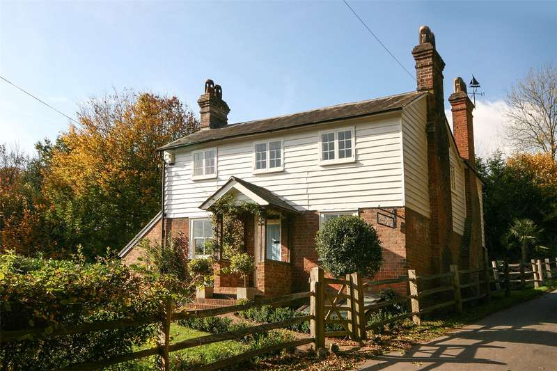 4 Bedrooms Detached House for sale in Snape Lane, Wadhurst