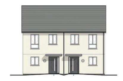 2 Bedrooms Semi Detached House for sale in Mullion, Helston, Cornwall