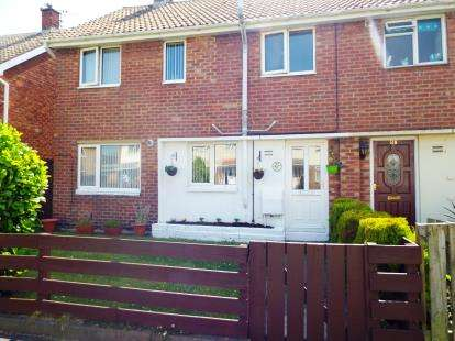 3 Bedrooms Semi Detached House for sale in Coach Road Estate, Washington, Tyne and Wear, NE37