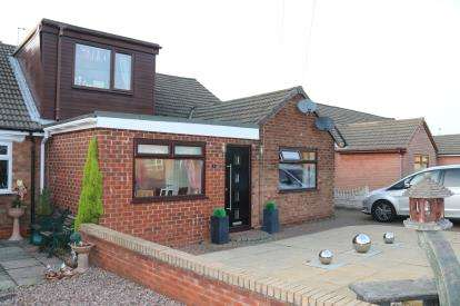 6 Bedrooms Bungalow for sale in Skipton Avenue, Hindley Green, Wigan, Greater Manchester, WN2