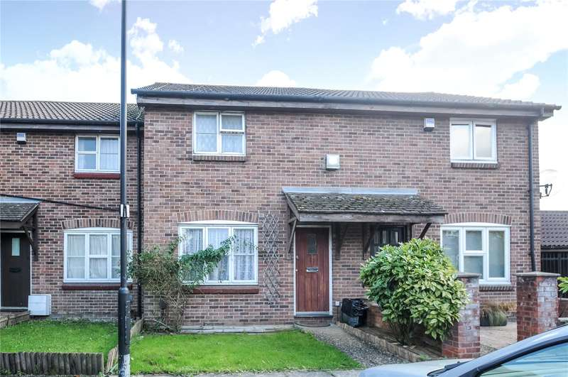 3 Bedrooms Terraced House for sale in Nimrod Close, Northolt, Middlesex, UB5